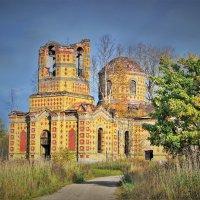 Церковь в Филисове (в.2 ) :: Валерий Талашов