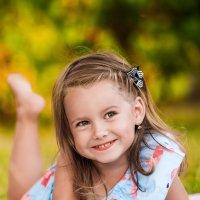 Детской улыбкой нам улыбается Вечность. Детство в цвете :: Я Сурико