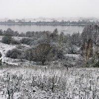 """""""Я по первому снегу бреду..."""" :: Лесо-Вед (Баранов)"""