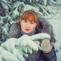 Зимушка-зима! :: Inna Sherstobitova