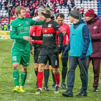 Томь - Спартак   0 - 1 :: михаил пасеков