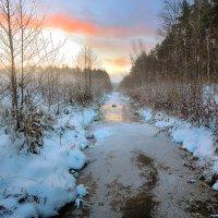 Морозные рассветы ноября...2 :: Андрей Войцехов