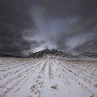 Под облачными миражами :: Сергей Жуков