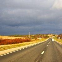 дорожный пейзаж :: vg154