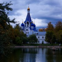 Осенний вечер :: Ольга Измайлова