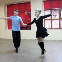 На тренировке. :: Светлана Сметанина