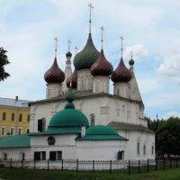 Храм Спас на городу :: Вера Щукина