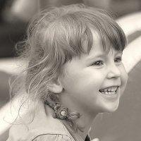 Радость маленькой Ангелины :: Марина Marina