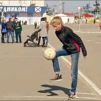 Североморск. Приморская площадь... :: Кай-8 (Ярослав) Забелин