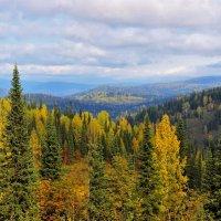 Осень в горах :: Сергей Чиняев
