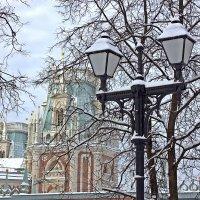 Зимний фонарь :: Виталий Селиванов