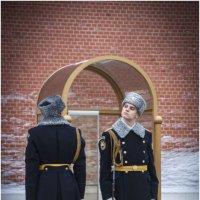 зеркало солдата . :: Игорь Абламейко