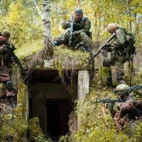 Взятие бункера :: Eugene Prokoff