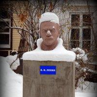 Товарищи, зима обещает быть суровой!:) :: Андрей Заломленков