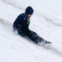 Первый снег. :: Павел Бескороваев