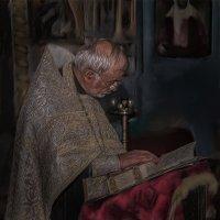 Святой отец :: Сергей Водяной