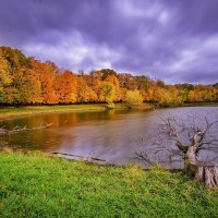Осенние этюды-4 :: Gene Brumer