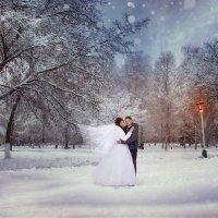 Зимняя сказка :: Мария Бизунова