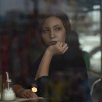 Завтрак в французском кафе :: Олег Дроздов
