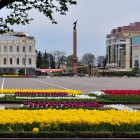 Центральная площадь Ставрополя. :: Vladimir Lisunov