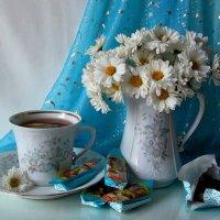Чёрный чай с ароматом осенним... :: Татьяна Смоляниченко