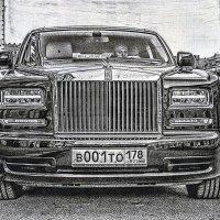 Rolls-Royce :: Valeriy Piterskiy