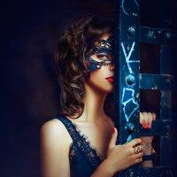 La Dame De Monsoreau :: Ruslan Bolgov