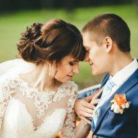 Нежная свадьба :: Альбина Якубова