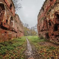 Останки замка Бальга :: Владимир Самсонов