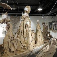 Корабль дураков в галерее кукол  Елены Громовой :: Елена Ом