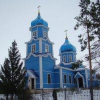 Церковь Казанской божьей матери :: марина ковшова
