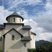 Черногория. Монастырь Морача. :: Лариса (Phinikia) Двойникова