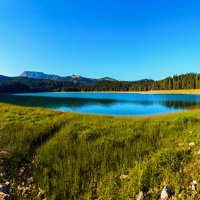 Черное озеро (Черногория) :: Vitalij P