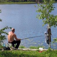 Рыболов :: Вера Щукина