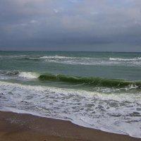 И шепот таинственный волн... :: Людмила