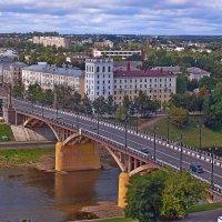 Мой город(III) :: Vladimir Semenchukov