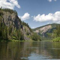 Река Мана. :: Александр Гурьянов