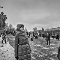 Смотреть сквозь века :: Ирина Данилова