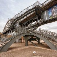 Мост на Монастырский остров :: Artem Zelenyuk