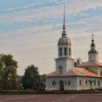 Церковь Александра Невского . :: Александр Теленков