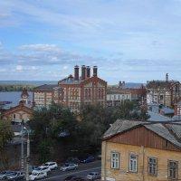 Завод фон Вакано - родина жигулевского пива :: Елена Павлова (Смолова)