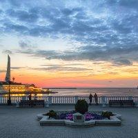 Закат в Севастополе :: Дмитрий Дмитриев