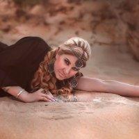 царица песков :: Ann Vais