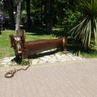 Парк культуры и отдыха «Ривьера» :: Наиля
