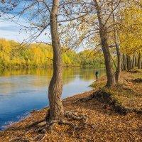 У осенней реки :: Любовь Потеряхина