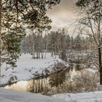 Первый снегопад :: Alexandr Яковлев