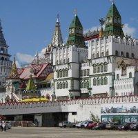 Замок сказочный :: Дмитрий Никитин