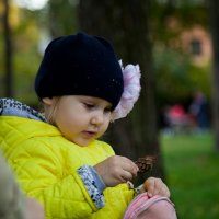 Лиза :: Ольга Измайлова