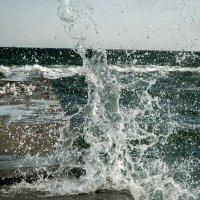 Море вспенится бурливо :: Валерьян Бек (Хуснутдинов)