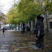 Памятник Андерсену Г.Х (Братислава) :: Irina Shtukmaster
